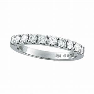 14k white gold 57ct diamond wedding band ring With diamond wedding band rings