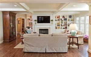 Hanging Your TV Over The Fireplace Yea Or Nay Driven