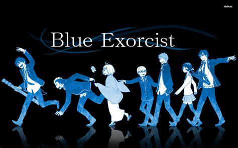 blue exorcist wallpaper 67 images