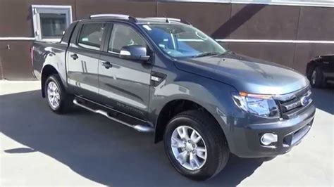 ford ranger wildtrak grey www pixshark images galleries with a bite