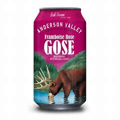 Image result for anderson valley framboise gose
