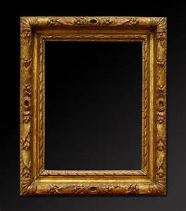 Cadre En Bois Pas Cher : cadre tableau bois sculpt sur ch ne ~ Teatrodelosmanantiales.com Idées de Décoration