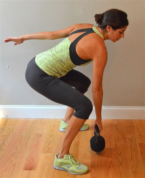 upper body kettlebell workout interval