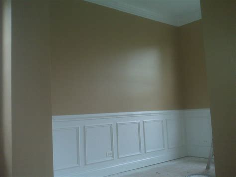 Drywall Wainscoting by Installing Wainscoting On Drywall Paristriptips Design