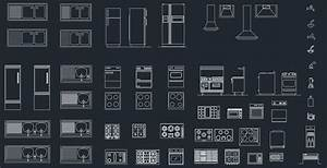 Commercial kitchen equipment cad blocks room image and for Kitchen furniture blocks
