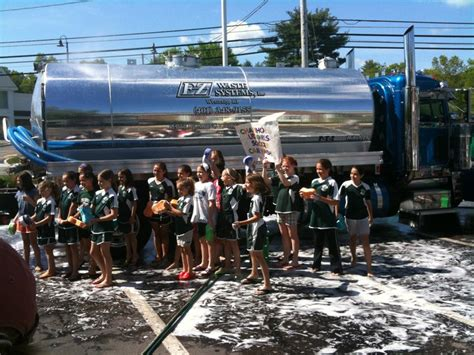 competitive girls car wash chariho youth