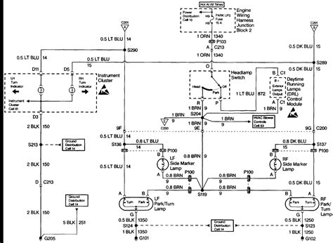 98 Chevy Light Wiring Diagram by 98 Chevy Lumina All Of A Sudden My Dash Brake And
