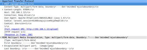 Android Multipart Upload + Blueimp Uploadhandler