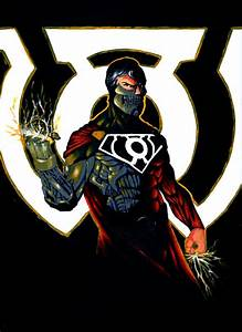 Sinestro Corps Cyborg Superman by Bihumi on DeviantArt