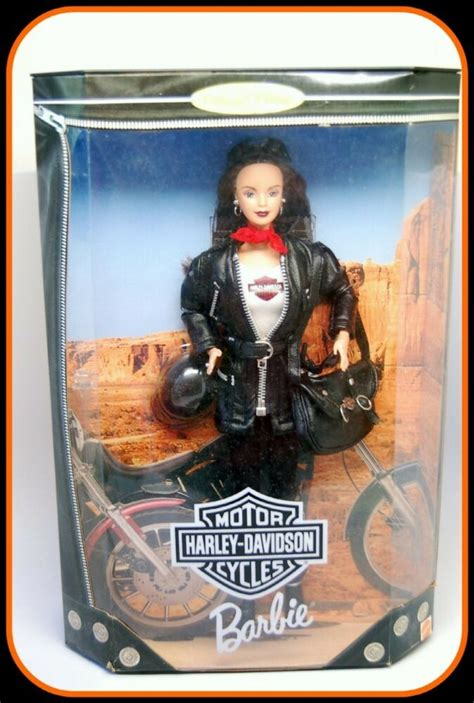 Harley Davidson Dolls by Harley Davidson Motorcycle 3 Collector