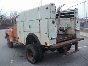 1955 International Harvester R