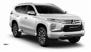 Mitsubishi Pajero Sport Facelift Launched In Thailand