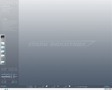 stark industries wallpaper gallery