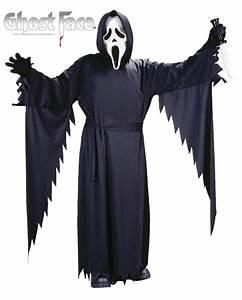 Scream costume with mask Teens | Scream teenage costume ...