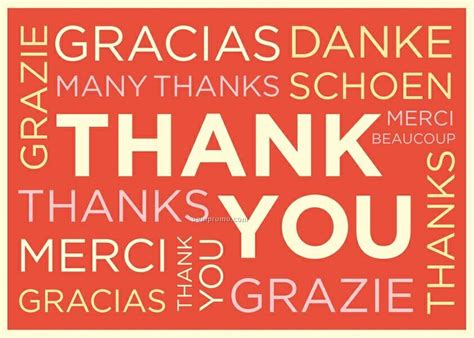 typography thank you notes china wholesale typography thank you notes