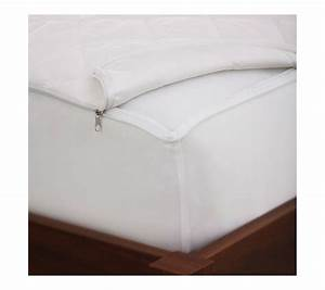 amazoncom pinzon permaloft zip off waterproof mattress With best zippered mattress protector