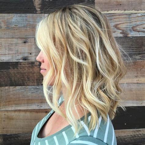 long layered bob hairstyle ideas july