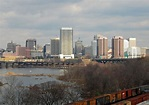 List of tallest buildings in Richmond, Virginia - Wikipedia