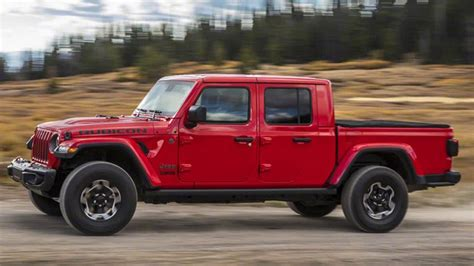 Dodge Midsize Truck 2020 by 2020 Jeep Gladiator Enters The Midsized Truck Arena
