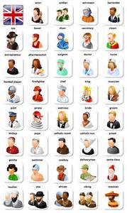 Jobs English Vocabulary