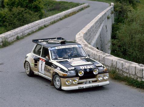 renault 5 turbo racing 1985 renault 5 maxi turbo race racing classic g wallpaper
