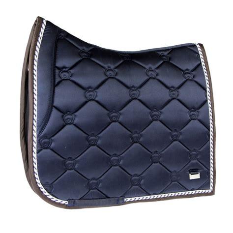 ps  sweden monogram sapphire dressage saddle pad