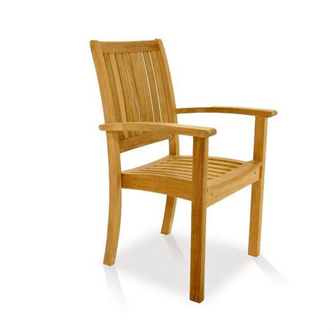 sussex teak stacking chair furniture westminster teak