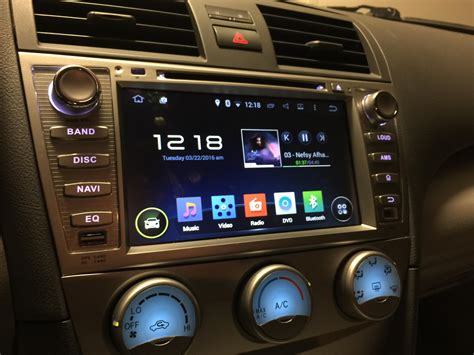 Vehicle Specific Android Car Stereo For Toyota
