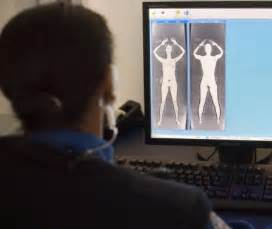 X-ray Body Scanners at Airports