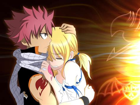 lucy  natsu wallpapers wallpaper cave