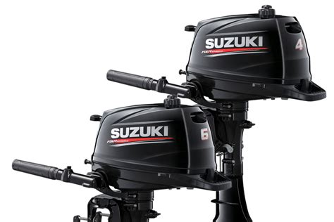Suzuki Outboards Reviews by 2016 Suzuki Df6a Outboard Light Weight Ch Boats