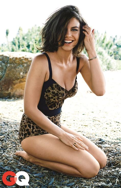 Halloween Wars Season 1 Cast by The Walking Dead S Lauren Cohan Featured In Gq Photo Shoot
