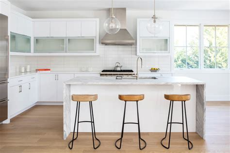 building kitchen cabinets new this week 3 gorgeous white and gray kitchens 1858