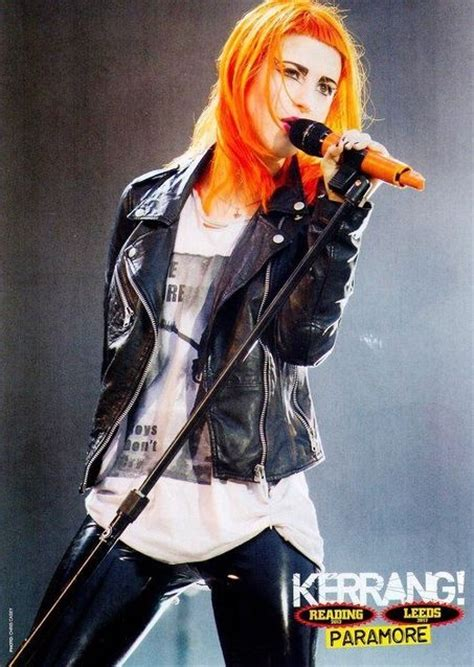 123 best images about Hayley Williams Hair on Pinterest | Her hair Music videos and Hayley paramore
