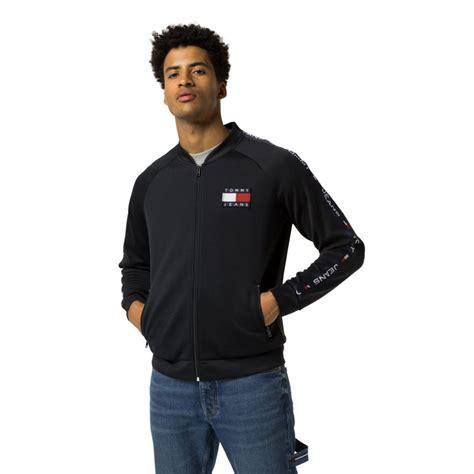 Mens Tommy Hilfiger Clothing  Tommy Jeans Track Jacket