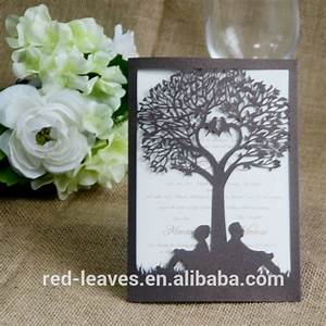 red leaves company indian wedding invitations handmade With alibaba wedding invitations tree