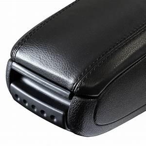 Bracciolo Specifico In Pelle Nero Per Fiat Punto Evo