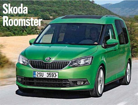 2019 Skoda Roomster by 2019 Skoda Roomster Car Photos Catalog 2019