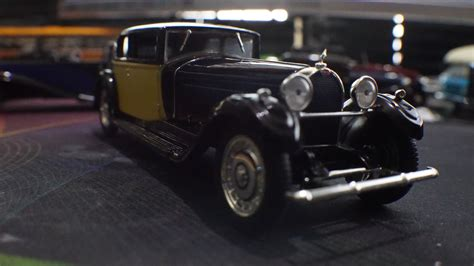 Make sure this fits by entering your model number. Cars on the Shelf: 1929 Bugatti Royale Type 41 Coach Weymann