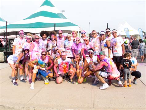 color run new york children s cancer blood foundation is official charity