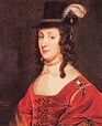 1647 Leonora Christina Ulfeldt by Gerrit van Honthorst ...