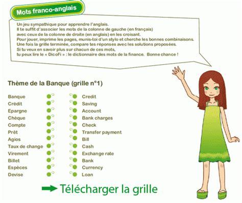 Mots Francoanglais  La Finance Pour Tous