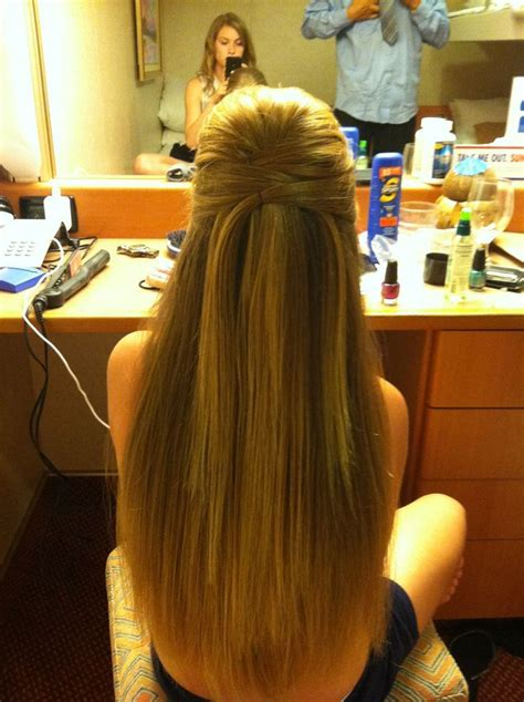 prom hairstyles  long straight hair  hair