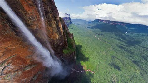 A Trip To Angel Falls Venezuela Traveler Corner