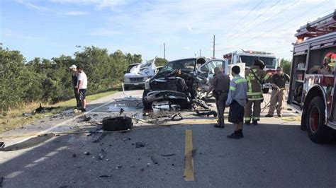 Head-on Crash Kills At Least One