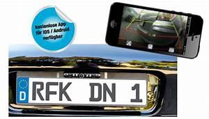 Rückfahrkamera Funk Nachrüsten : nachr st r ckfahrkamera nutzt iphone als bildschirm ~ Watch28wear.com Haus und Dekorationen