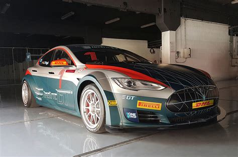 Tesla Racing Series by Electric Gt Tesla Model S P100dl Race Series Explained