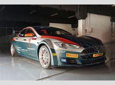 Electric GT Tesla Model S P100DL race series explained