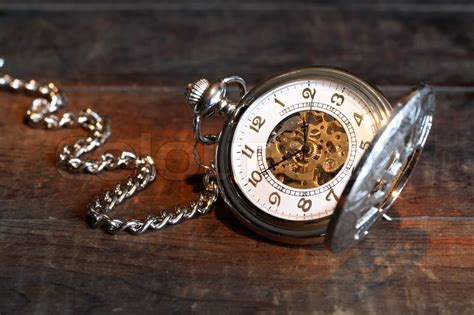 Vintage Pocket Watch With Open Lid And Chain On Wooden Surface Antique Auto Restoration Maine Leather Steamer Trunk Clinton Tn Festival 2018 Cartoons German Desk Clock Country French Armoires 32 Traditional Style Fiesta Bathroom Sink Vanity Drawer Handles Nz