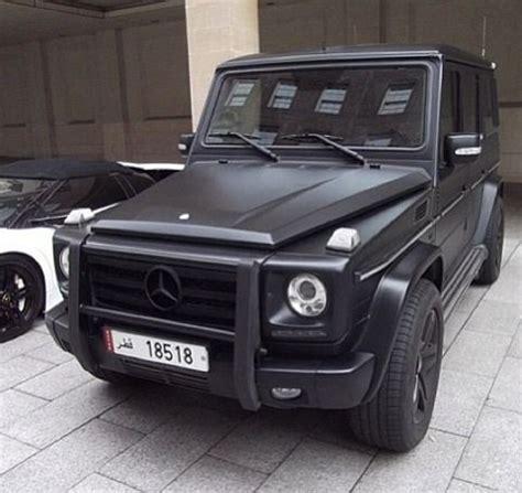 mercedes jeep matte black inside matte black g63 mercedes benz suv pinterest the old